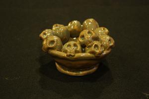 HEATH MONTGOMERY, Skull Bowl