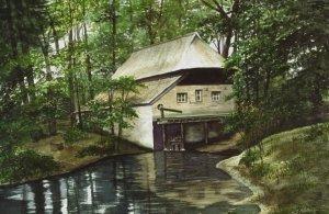 TAMARA BURNSIDE, Dutch Paper Mill