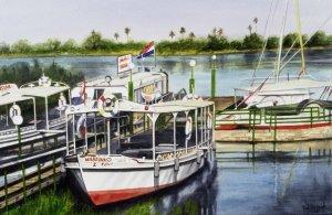 TAMARA BURNSIDE, Luxor Boats