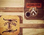 Hanson Music Works & Goods, Custom Jameson Acoustic Guitar, $180. From Hanson Music Works & Goods Facebook page
